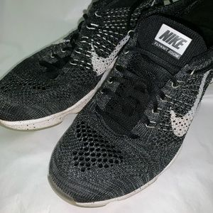 Nike flyknit zoom Agility shoes as 6.5